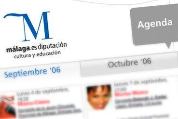 CD Agenda Diputación Málaga