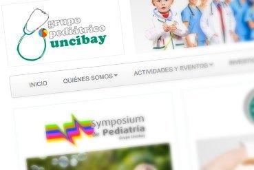 Grupo pediátrico Uncibay